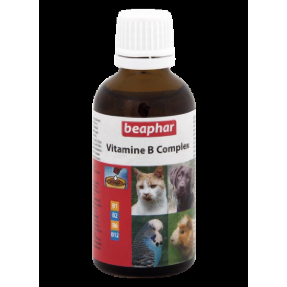 "Beaphar ""Vitamine-B-Komplex"" Беафар - Комплекс витаминов группы В"