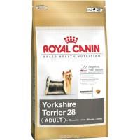 "Yorkshire Terrier Adult - Корм для взрослых собак породы йоркширский терьер ""Роял Канин Эдалт"""