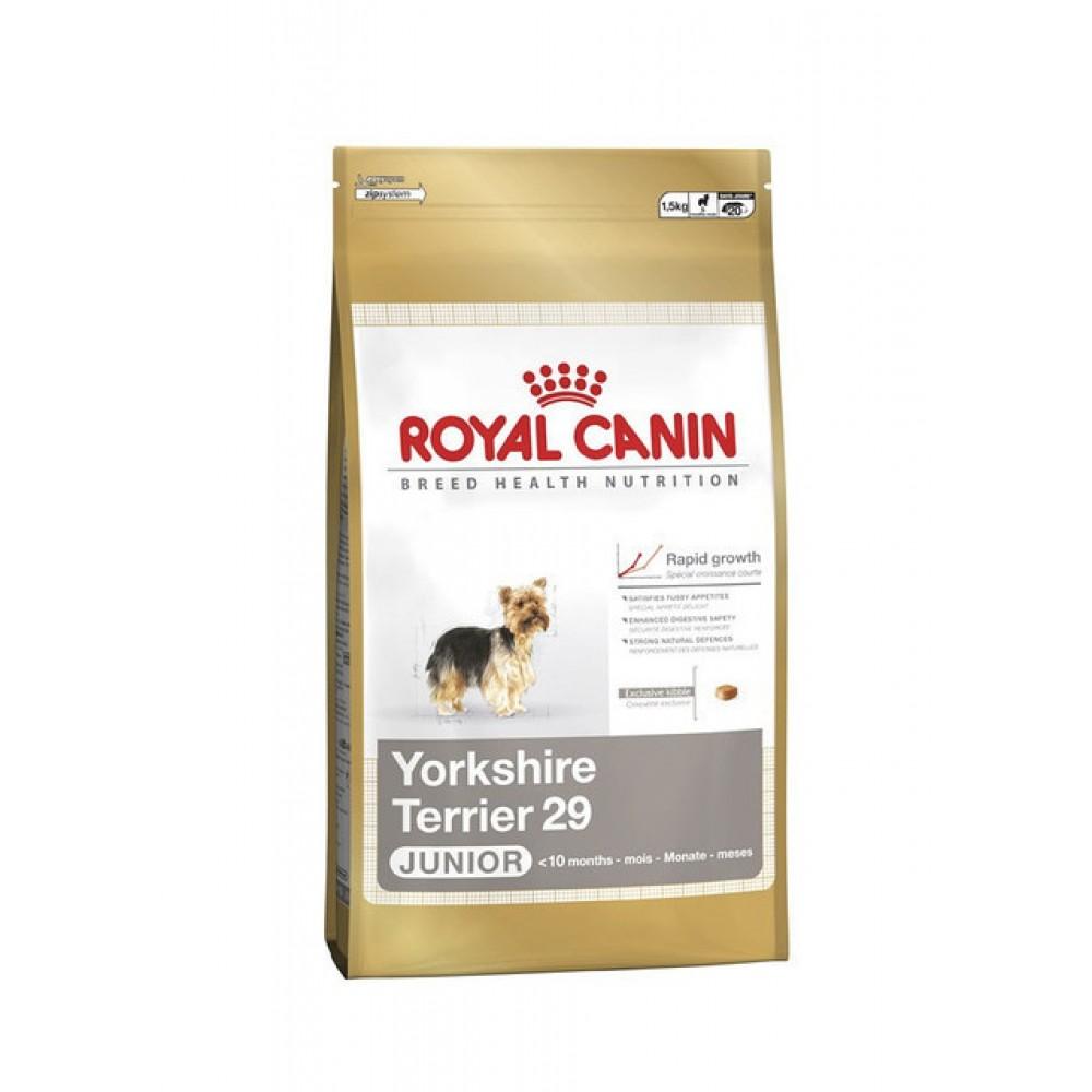 "Royal Canin Yorkshire Terrier Puppy - Корм для щенков породы йоркширский терьер ""Роял Канин Паппи"""