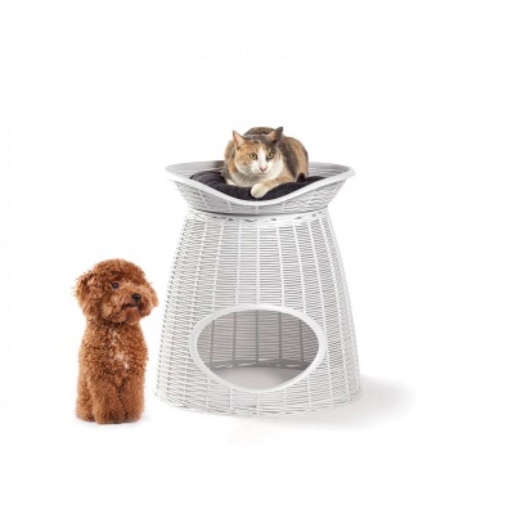 BAMA PET - Домик для кошек PASHA, с подушечками