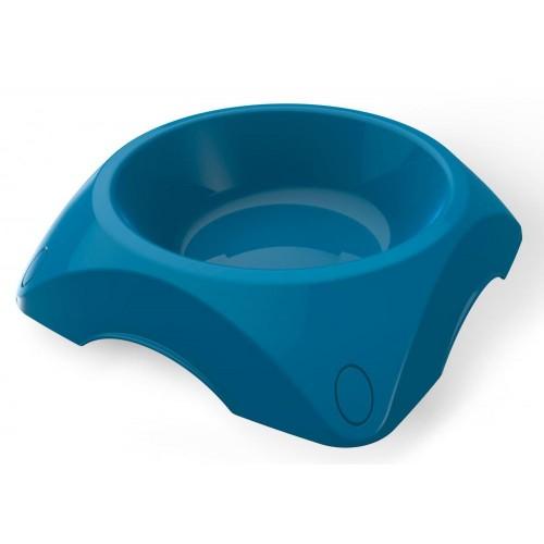 BAMA PET - Миска пластиковая, синяя