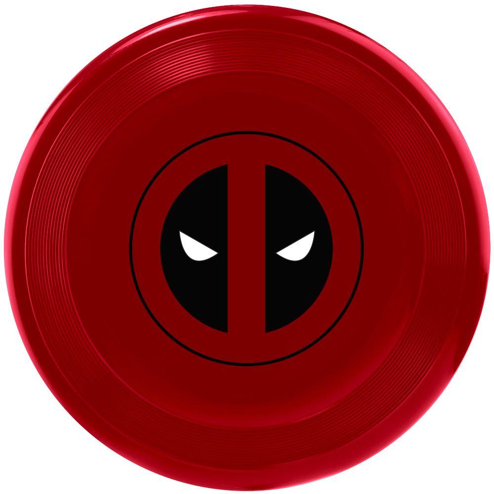 "Buckle-Down Deadpool - Игрушка для собак фрисби ""Дэдпул"""