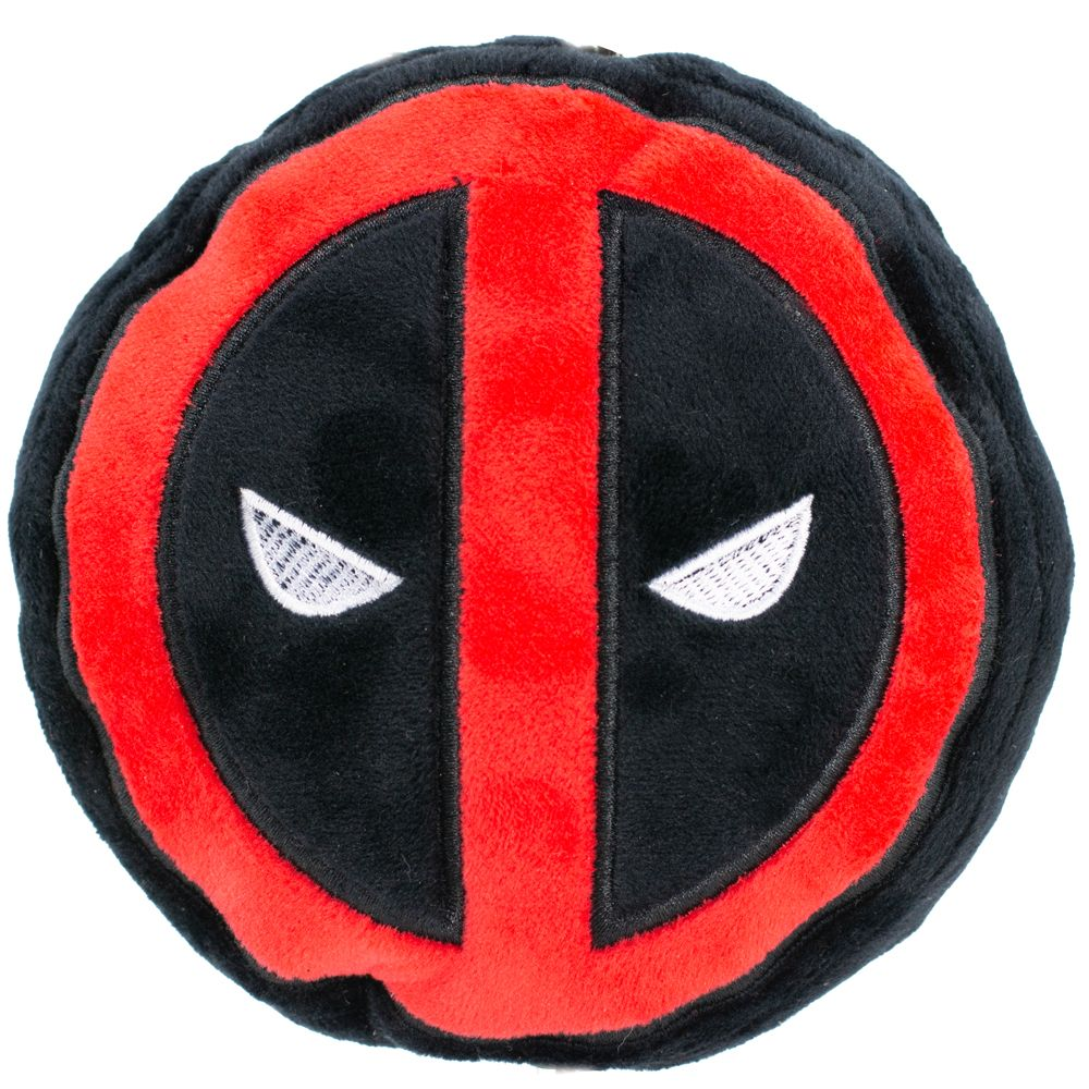 "Buckle-Down Deadpool - Игрушка-пищалка для собак ""Дэдпул"""