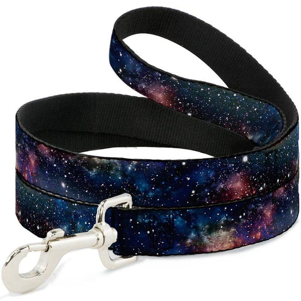 "Buckle-Down Galaxy - Поводок для собак ""Галактика"""