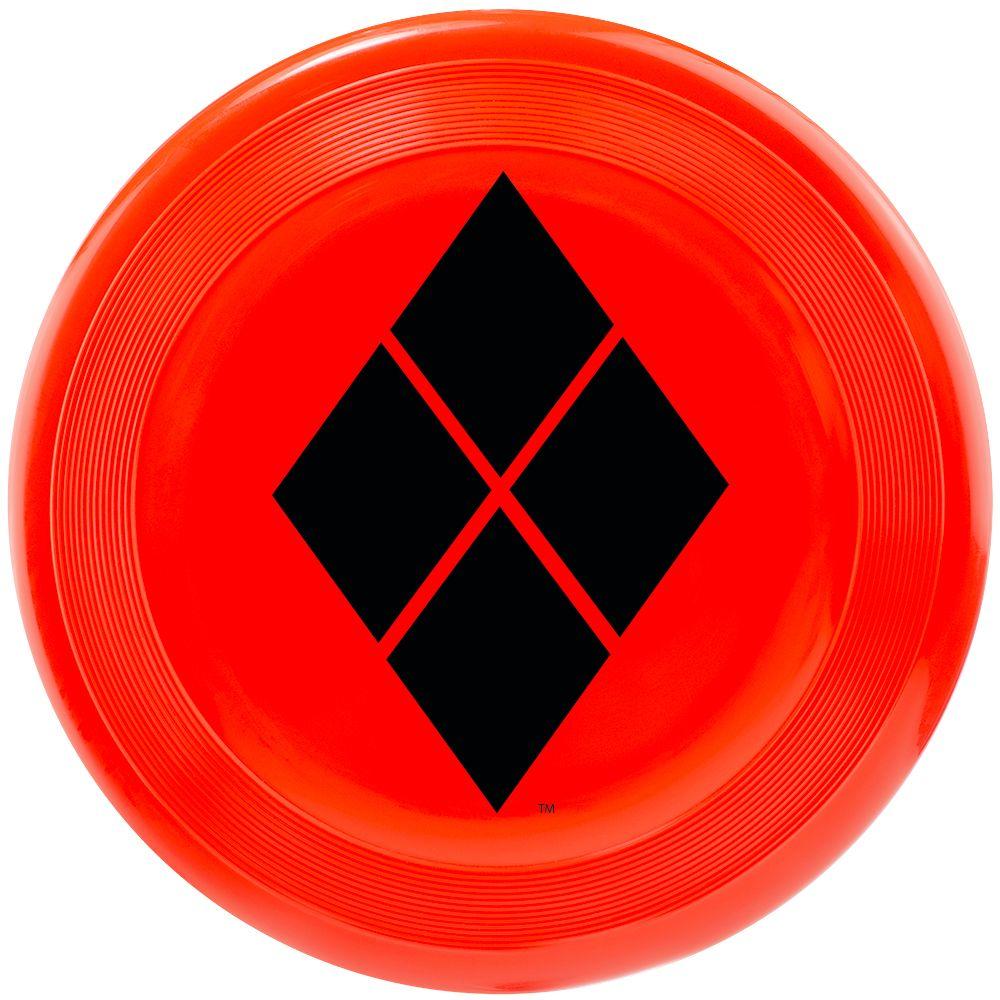 "Buckle-Down Harley Quinn - Игрушка для собак фрисби ""Харли Квинн"""