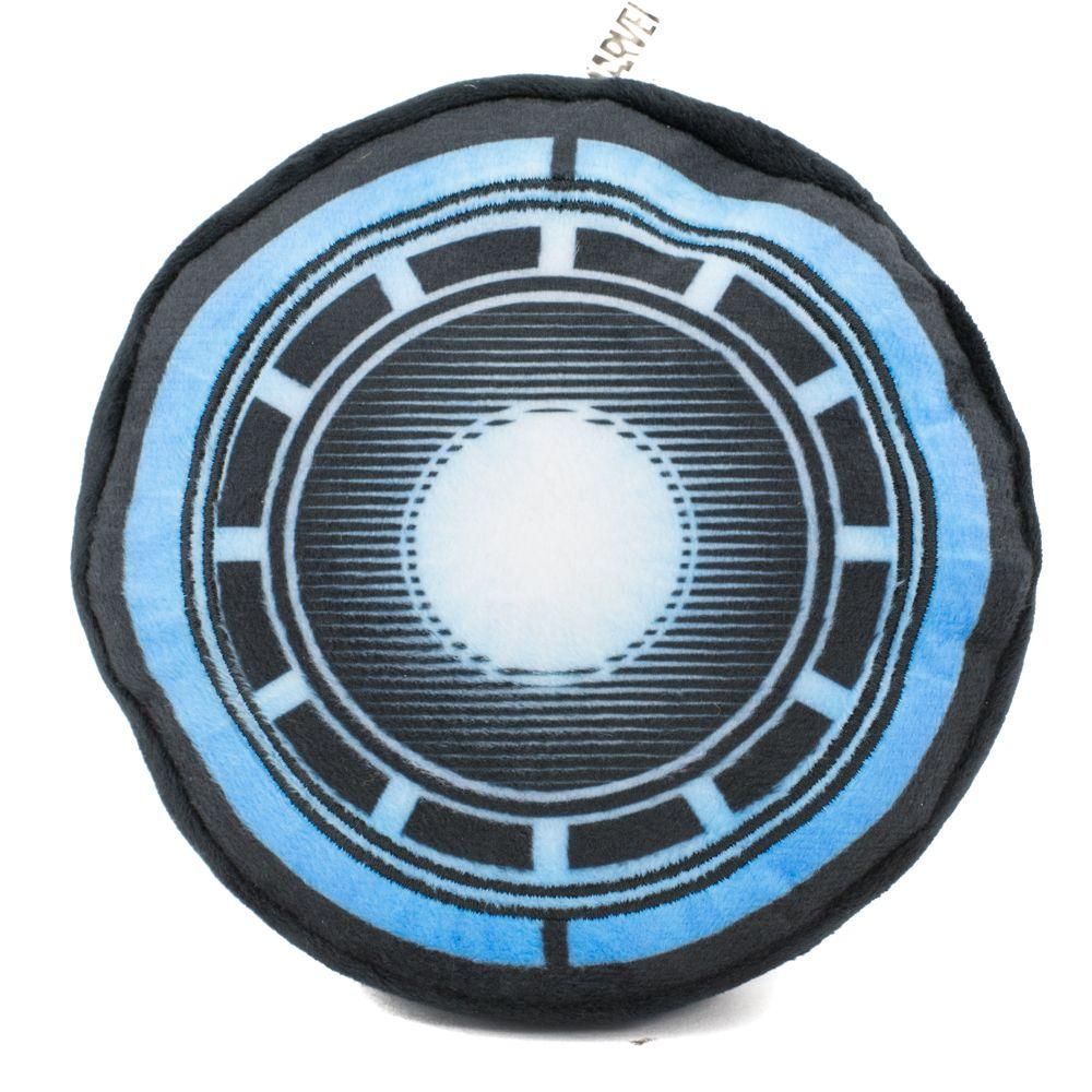 """Buckle-Down Iron Man Reactor - Мягкая игрушка для собак """"Реактор Железного Человека"""""""