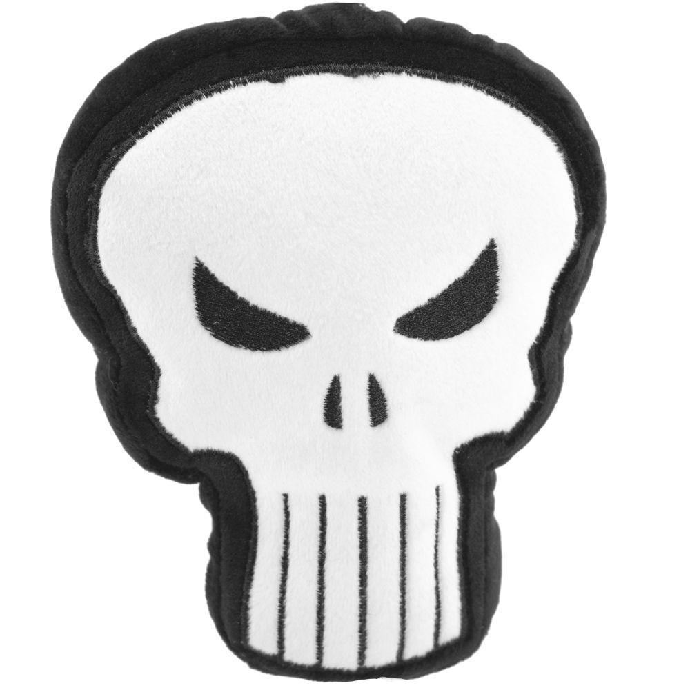 "Buckle-Down Punisher - Игрушка-пищалка для собак ""Каратель"""