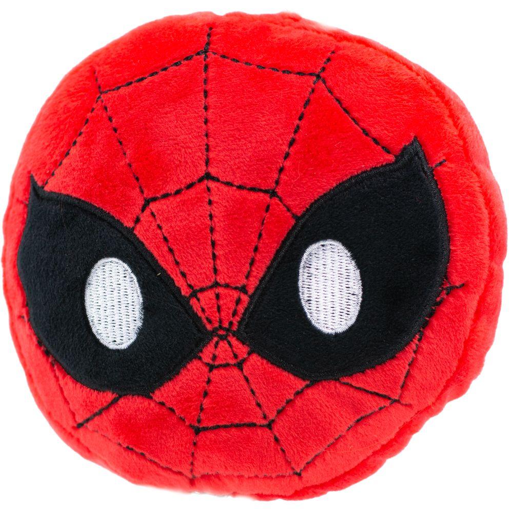 """Buckle-Down Spider-Man - Игрушка-пищалка для собак """"Человек-паук"""""""
