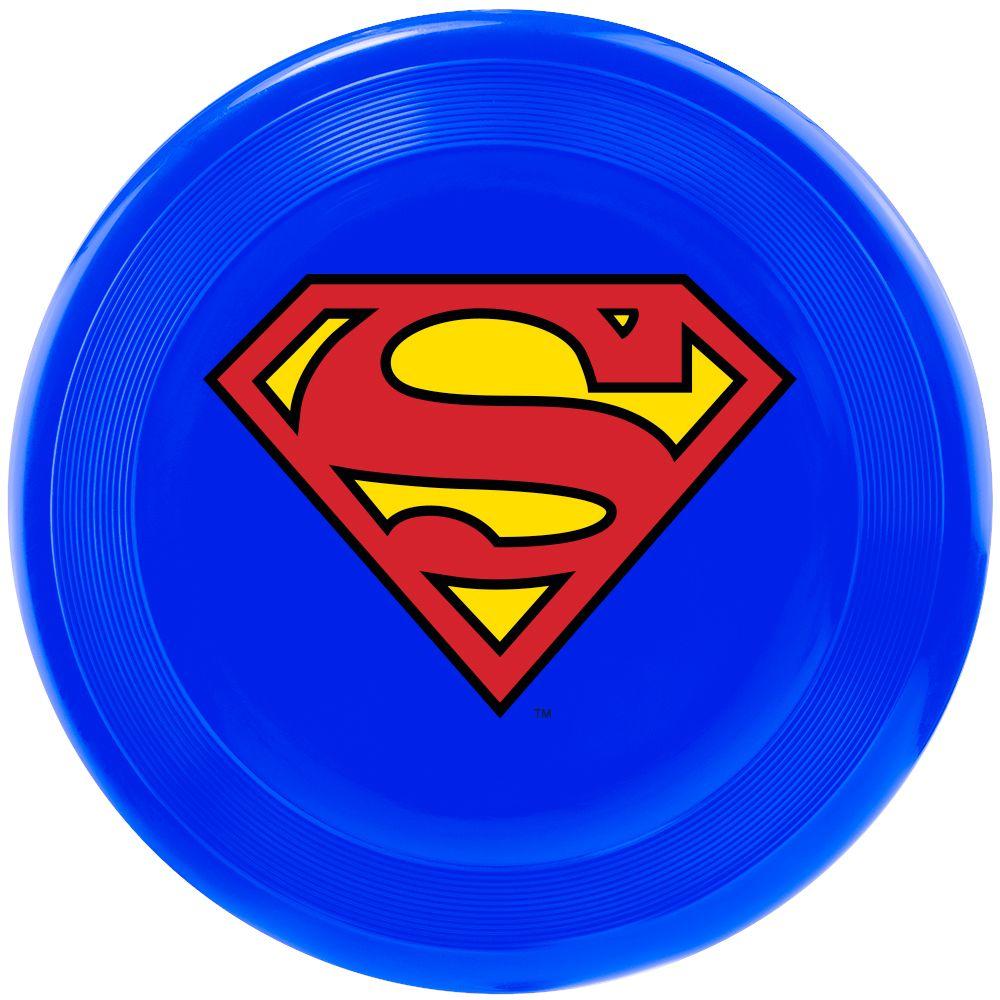 "Buckle-Down Superman - Игрушка для собак фрисби ""Супермен"""