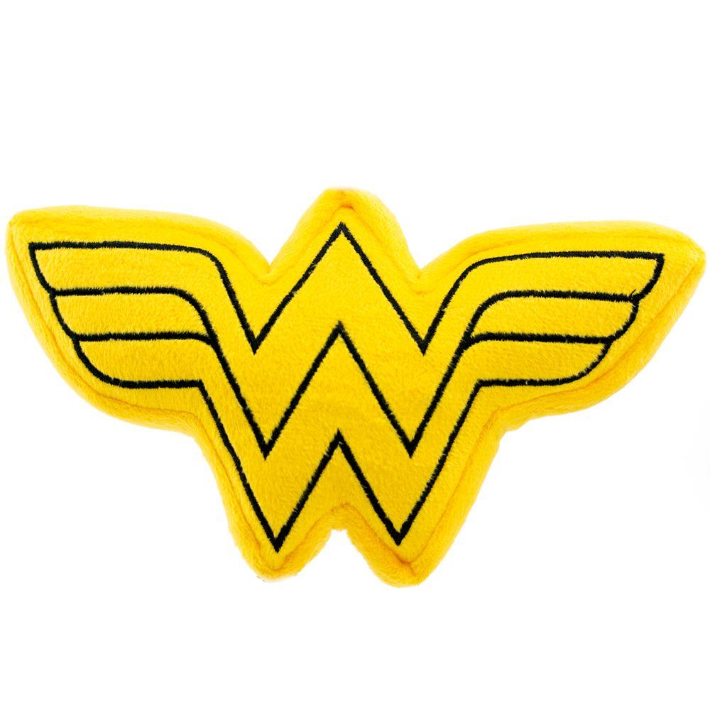 "Buckle-Down Wonder Woman - Игрушка-пищалка для собак ""Чудо-Женщина"""