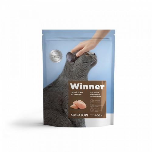 Мираторг - Сухой корм для кошек домашнего содержания