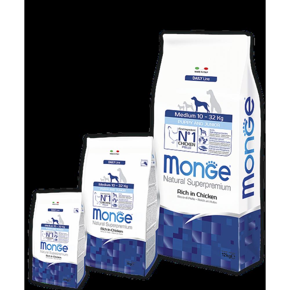 Monge Dog Medium - Корм для щенков средних пород
