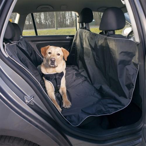 Гамак для автомобиля для собак, 135х135 см