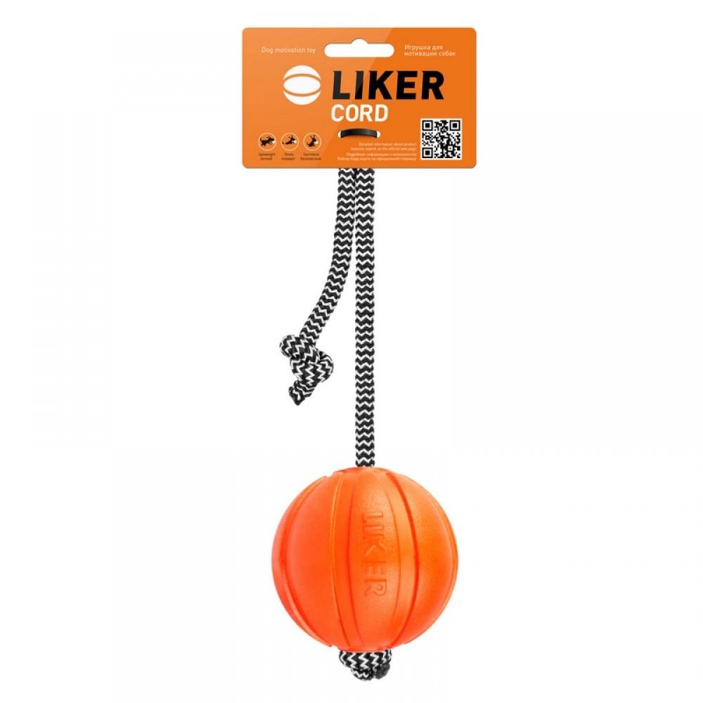 PitchDog Liker - Мячик Лайкер Корд на шнуре