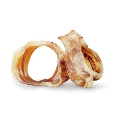 Мираторг лакомство для собак - Трахея говяжья охлажденная (мини)