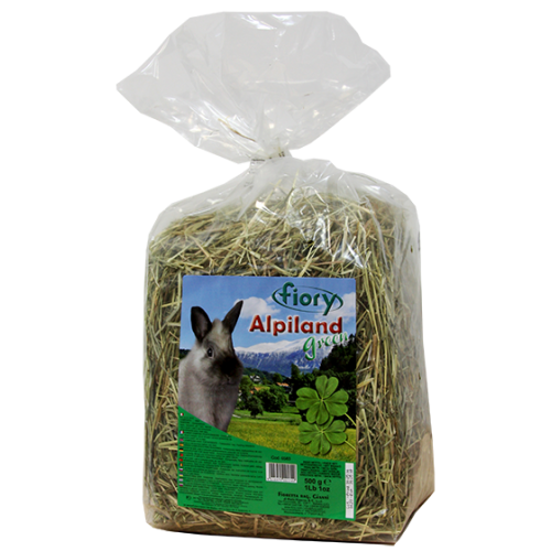 Alpiland Green - Сено Альпийское с люцерной