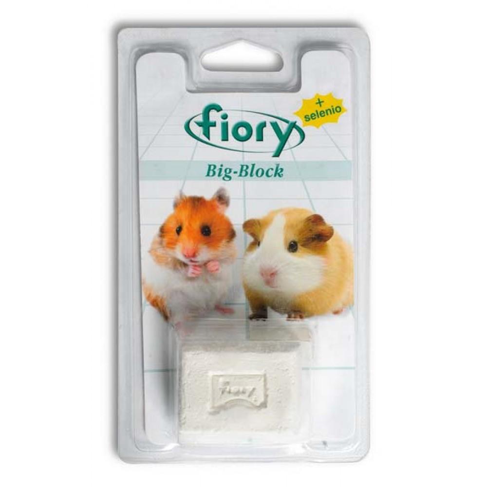 Fiory Big-Block - Био-камень для грызунов с селеном