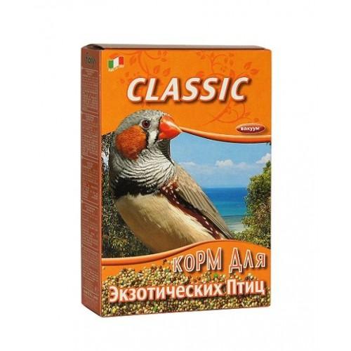 Classic - Корм для экзотических птиц