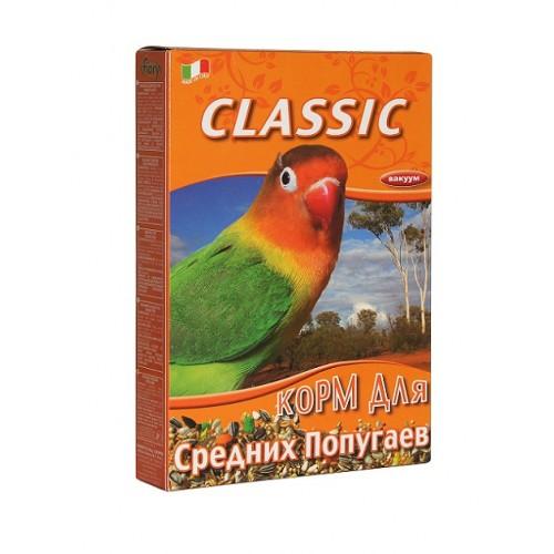 Classic - Корм для средних попугаев