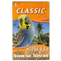 Classic - Корм для волнистых попугаев