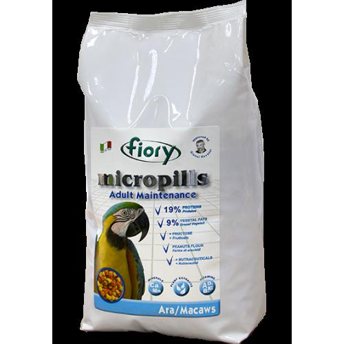 Micropills Ara/Macaws - Корм для попугаев Ара