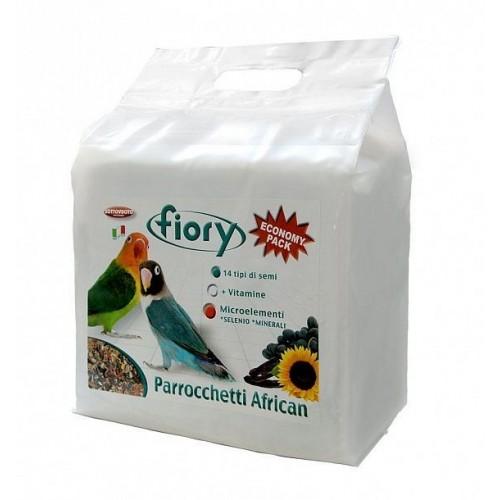 Parrocchetti African - Корм для средних попугаев