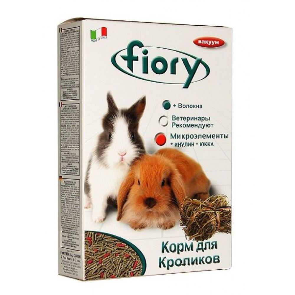 Fiory Pellettato - Корм для кроликов гранулированный