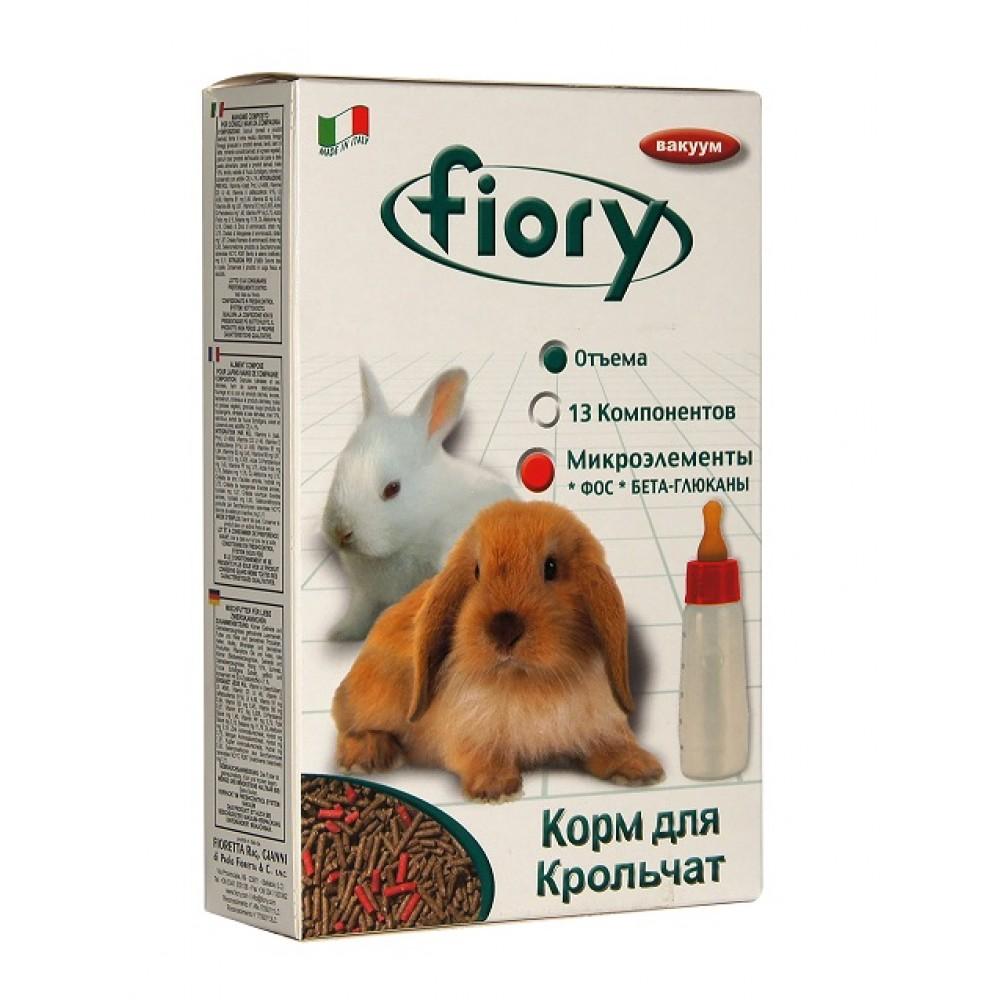 Fiory Puppypellet - Корм для крольчат гранулированный