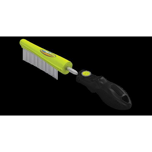 Large Comb - Расческа Фурминатор большая с вращающимися зубцами