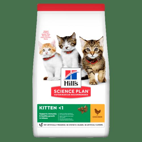 Science Plan™ - Хиллс сухой корм для котят с курицей