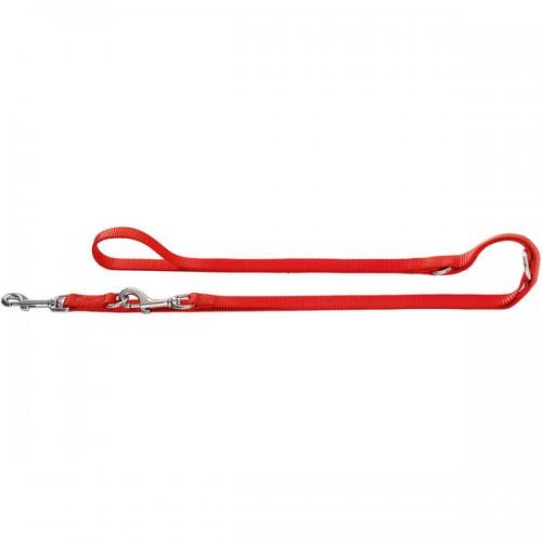 Ecco Smart - Поводок для собак, нейлон красный