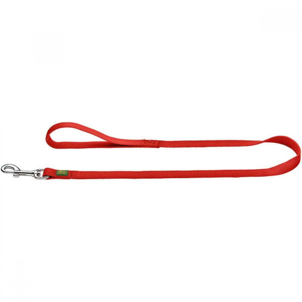 Hunter Поводок для собак, нейлон красный