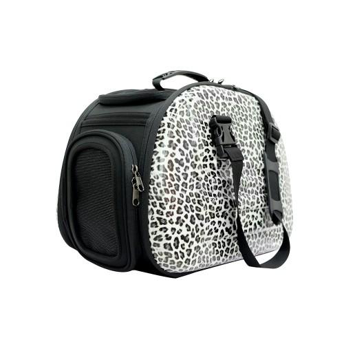 Classic - Складная сумка-переноска для собак и кошек сафари