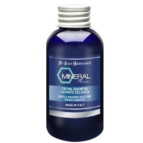 """Mineral - Шампунь-крем """"Минерал плюс"""" для борьбы с воспалениями и аллергическими реакциями кожи"""