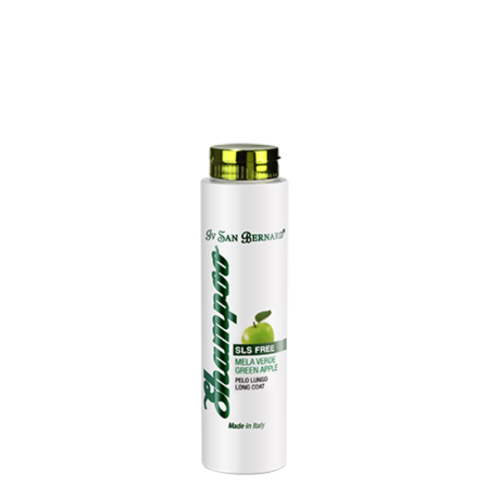 Iv San Bernard Traditional Line Green Apple - Шампунь для длинной шерсти