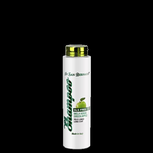 Traditional Line Green Apple - Шампунь для длинной шерсти