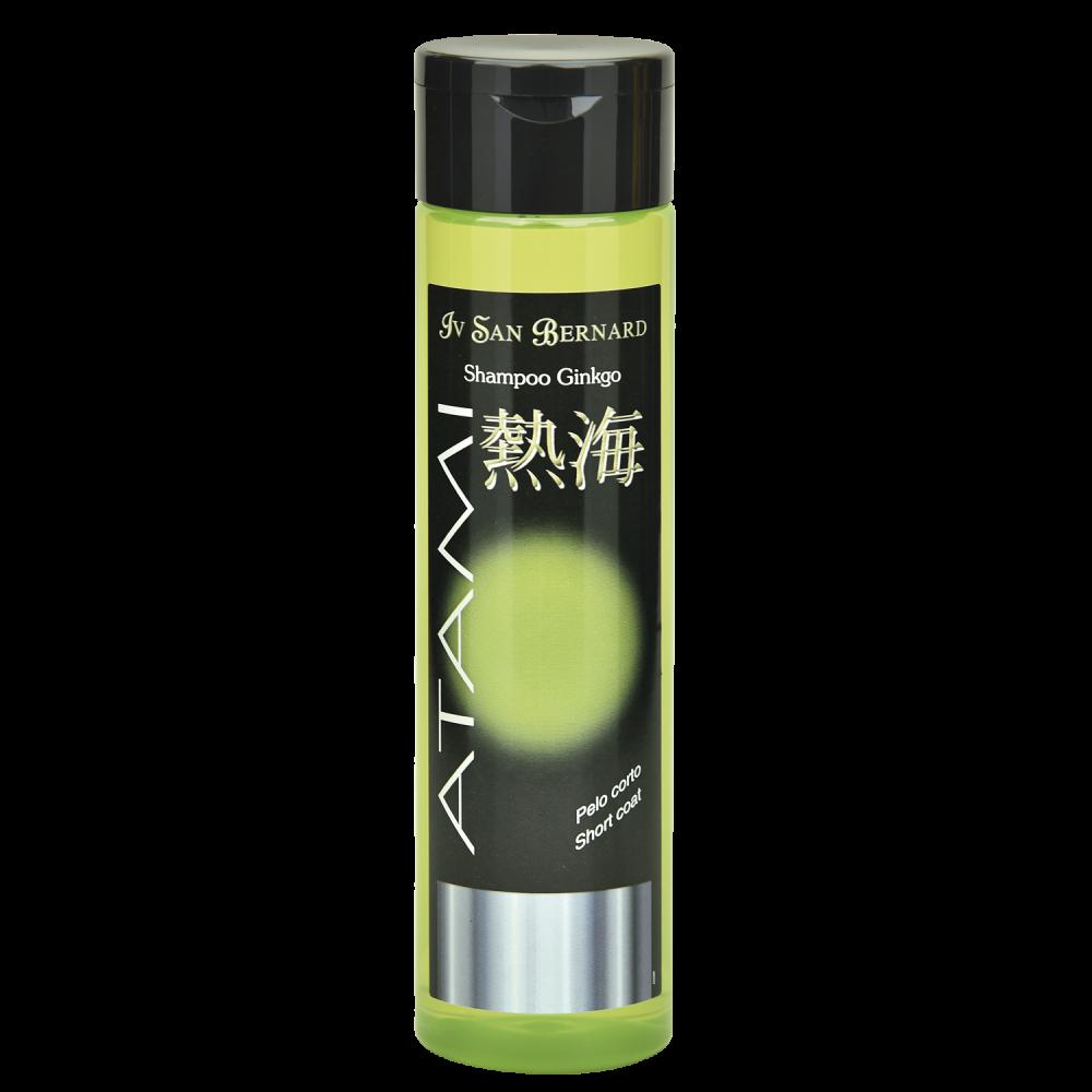 Iv San Bernard ATAMI - Гинко Билоба Шампунь защитный для короткой шерсти и голых пород