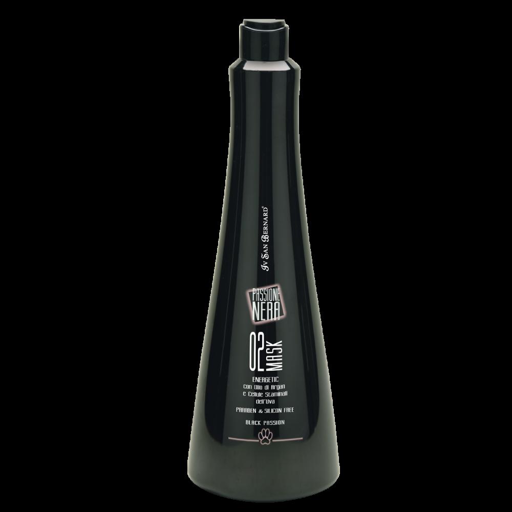 Iv San Bernard Black Passion 02 - Маска энергетическая и восстанавливающая с аргановым маслом