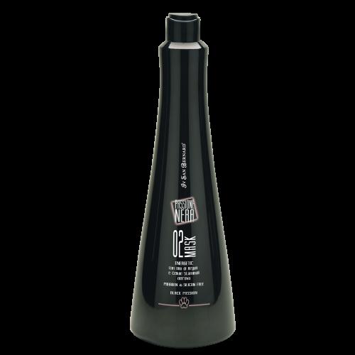 Black Passion 02 - Маска энергетическая и восстанавливающая с аргановым маслом