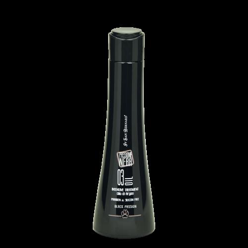 Black Passion 03 - Масло Аргании для интенсивного восстановления и лечение для всех типов шерсти