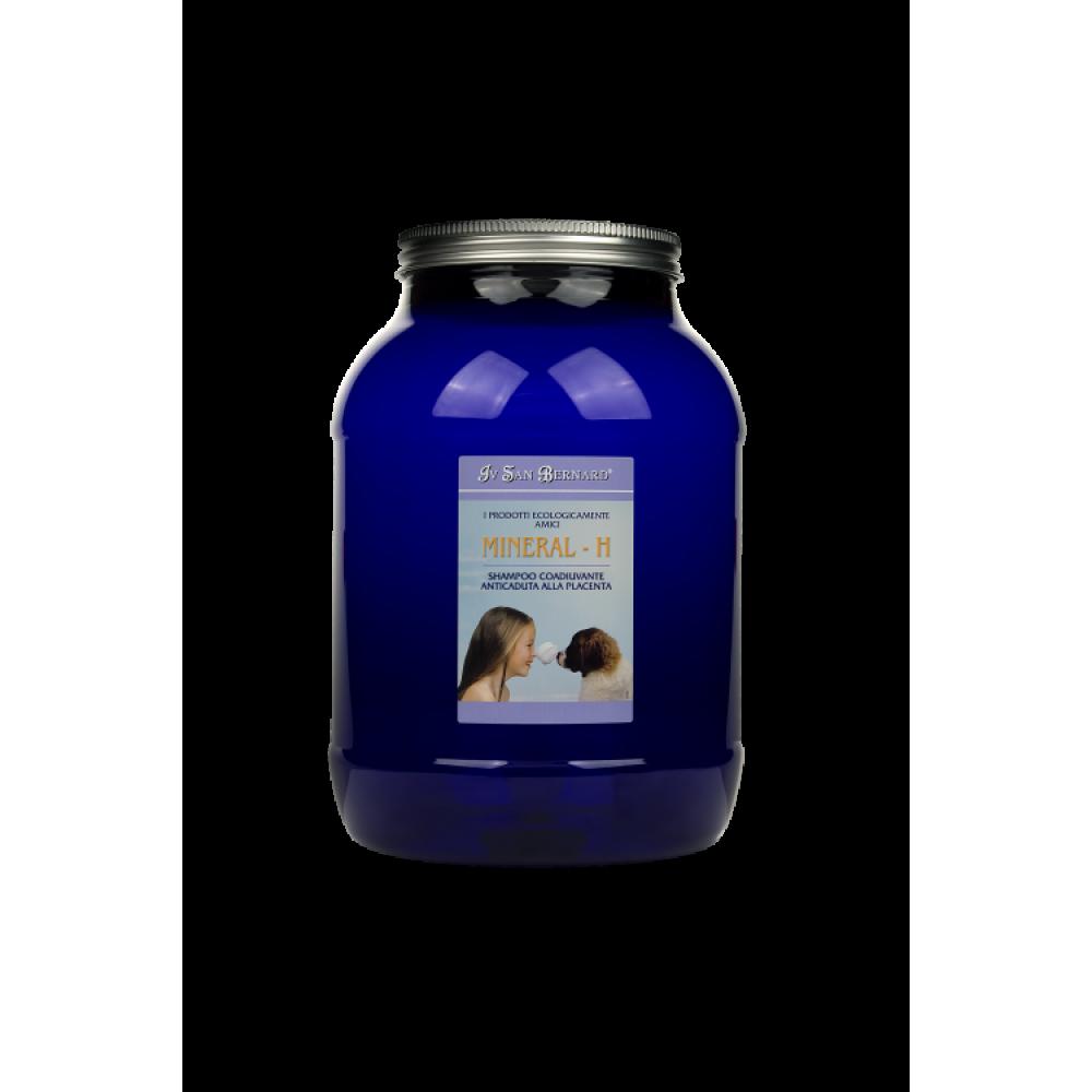"""Iv San Bernard Mineral - Шампунь """"Минерал Н"""" с экстрактом плаценты и микроэлементами для укрепления шерсти"""