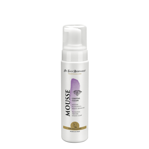 Traditional Line Cristal Clean - Мусс для устранения желтизны шерсти