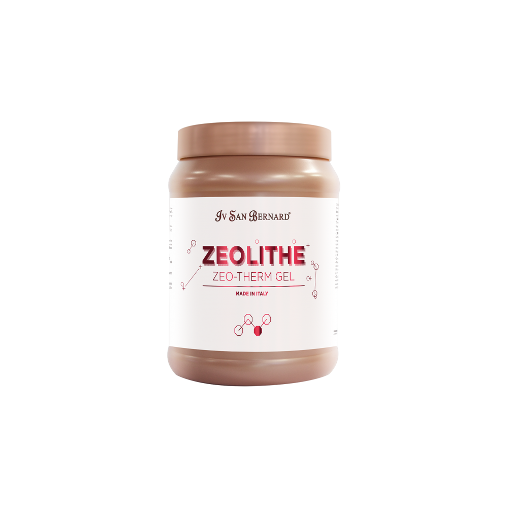 Iv San Bernard Zeolithe Zeo Therm Gel - Гель восстанавливающий поврежденную кожу и шерсть