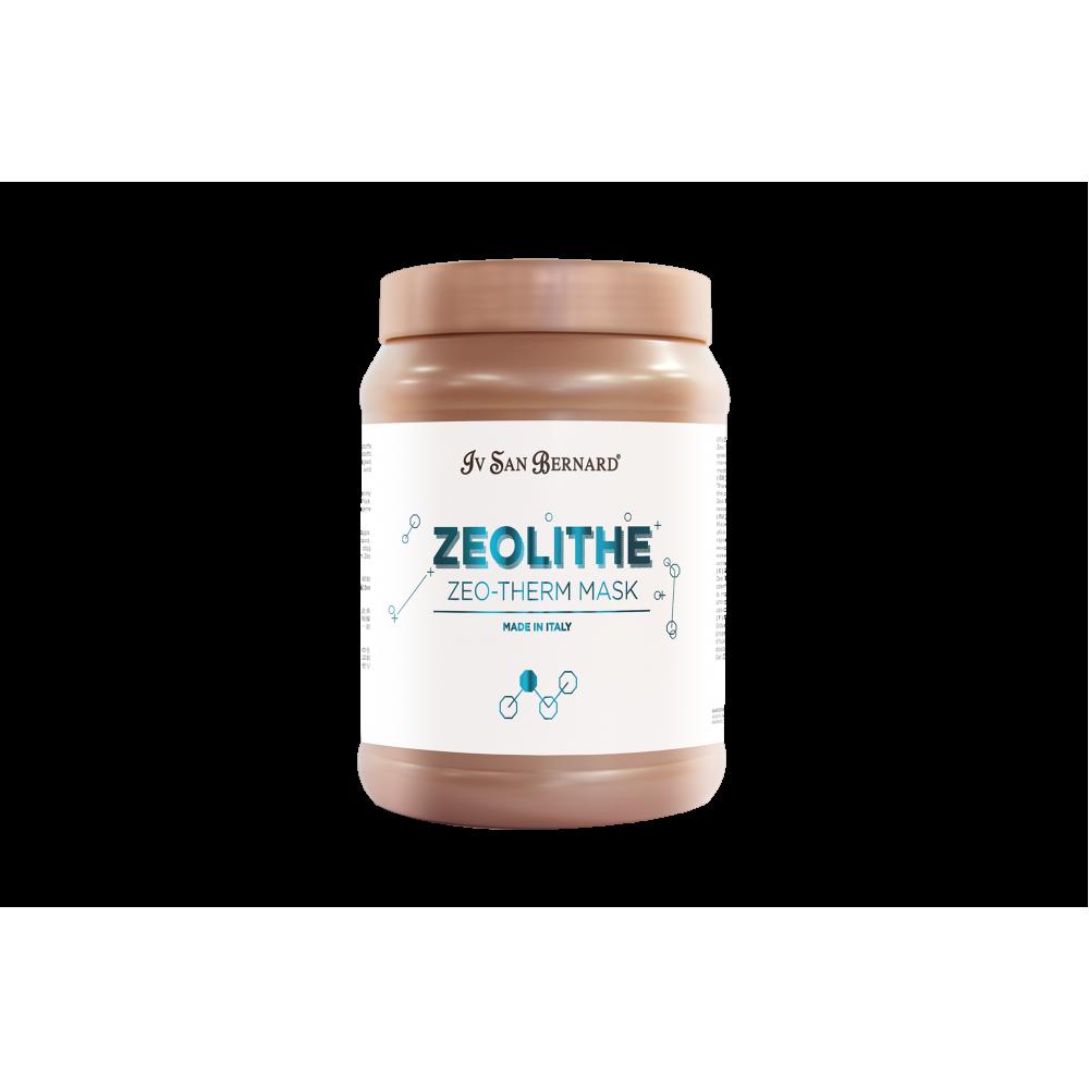 Iv San Bernard Zeolithe Zeo Therm Mask - Маска восстанавливающая поврежденную кожу и шерсть