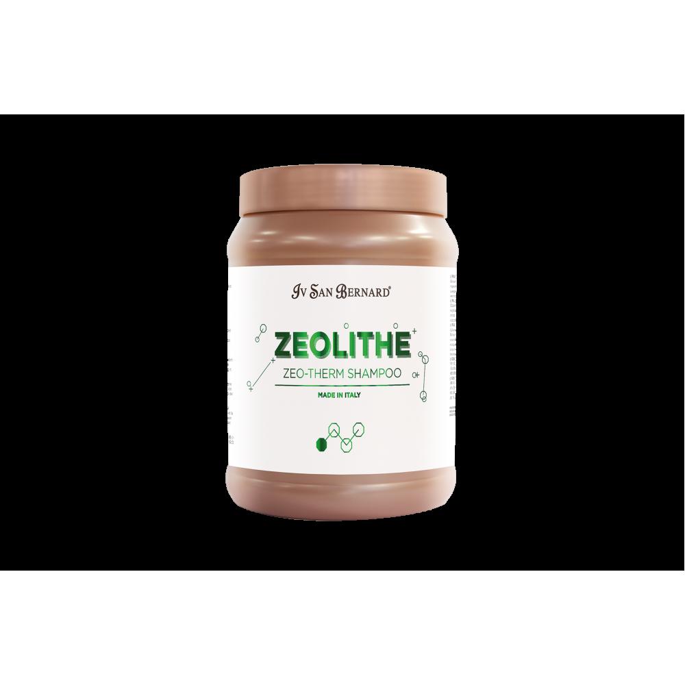 Iv San Bernard Zeolithe Zeo Therm Shampoo - Шампунь для поврежденной кожи и шерсти без лаурилсульфата натрия