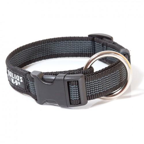 Color & Gray - Ошейник для собак, обхват шеи 39-65 см ширина 2,5 см