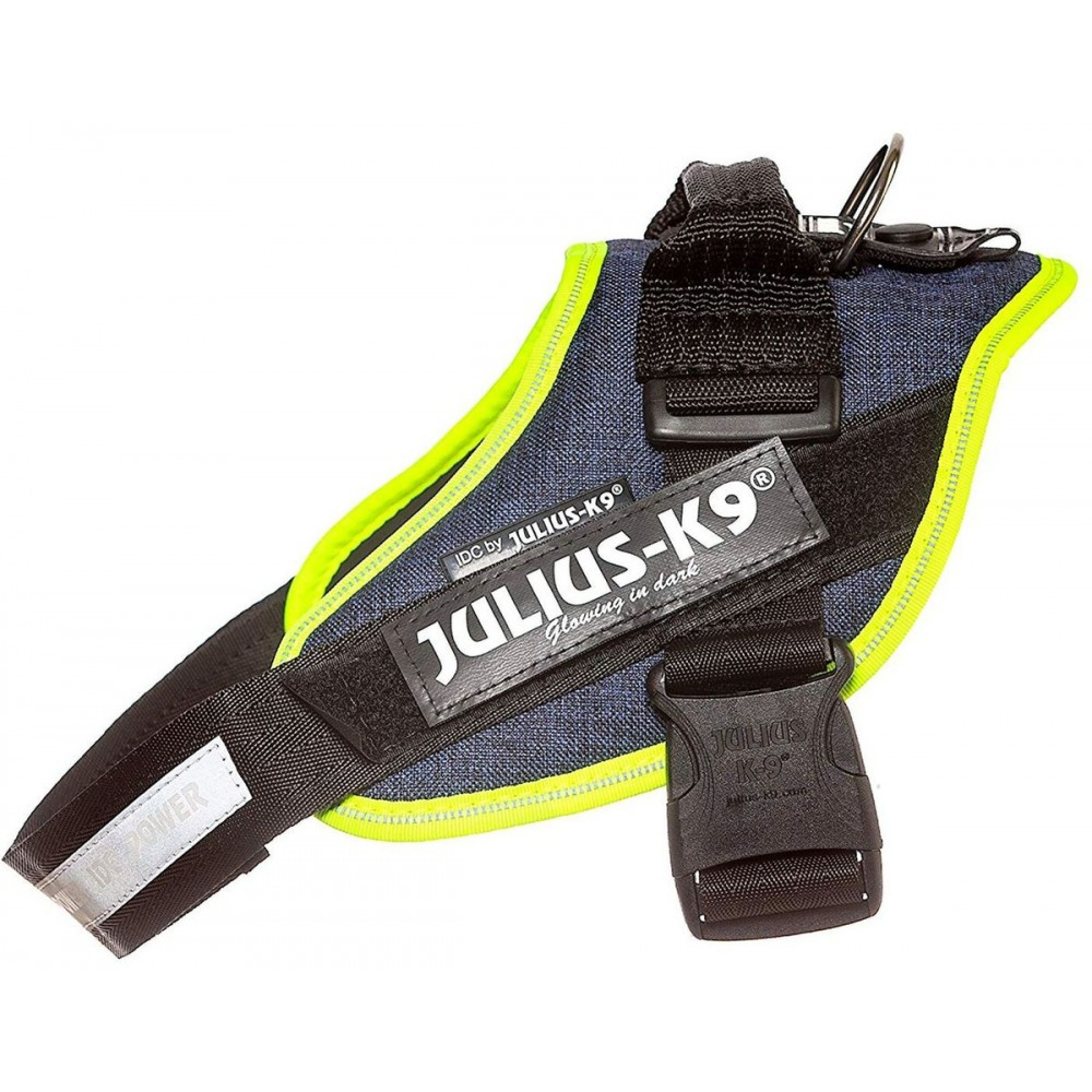 Julius-K9 IDC®-Powerharness - Шлейка для собак размер 1 (63-85см/ 23-30кг)