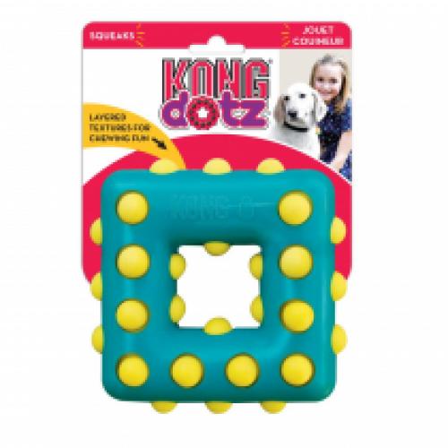 Dotz - Игрушка для собак квадрат