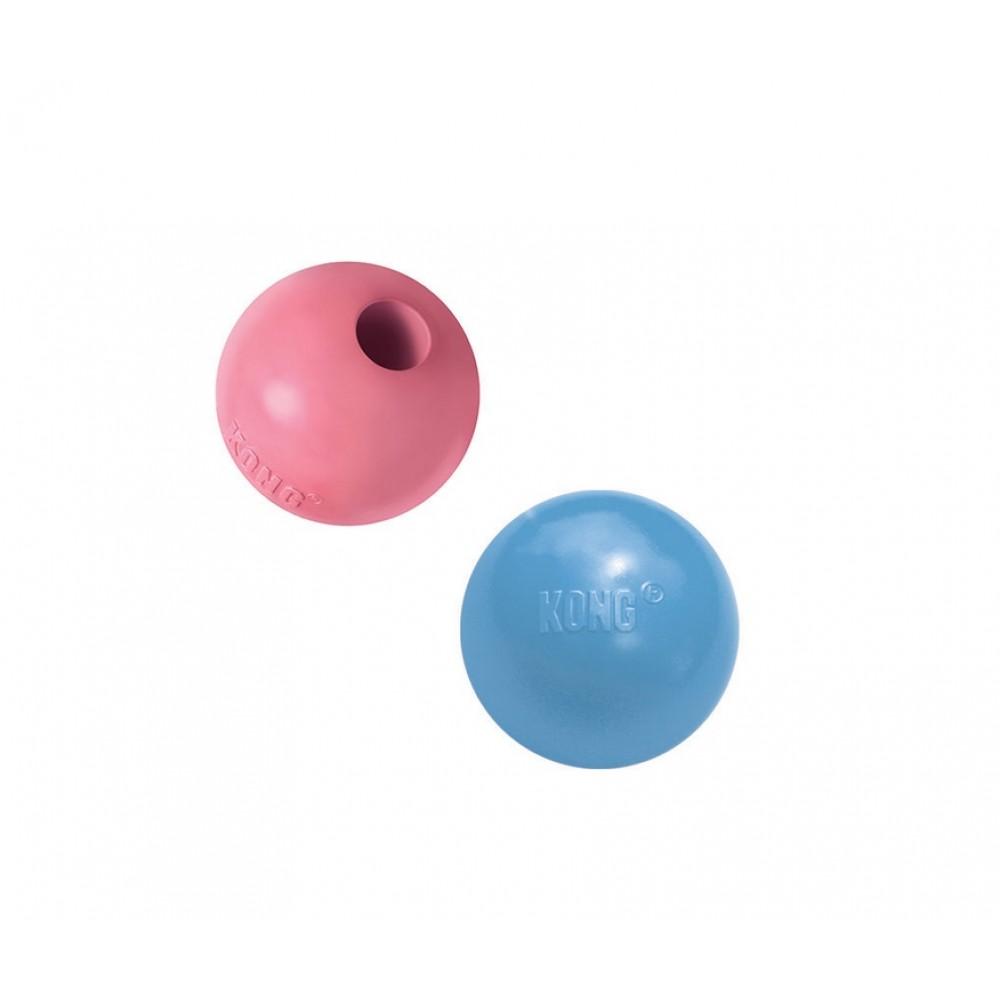 """KONG Puppy - Игрушка для щенков """"Мячик"""" (цвета в ассортименте)"""
