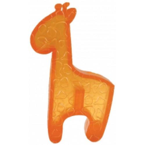 Squeezz ZOO Конг Игрушка для собак Жираф, 1 упаковка